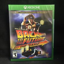 Back To The Future The Game 30th Annversary Edition (Xbox One) BRAND NEW