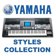 styles CD for Yamaha PSR S710 S750 S910 S950 700 900 710 750 910 950 S700 S900