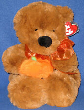 TY CLASSIC PLUSH - CARVER the BEAR - MINT with MINT TAGS