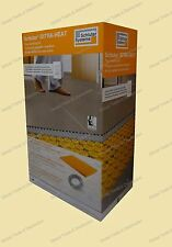 Schluter DITRA Heat DHEKRT12056 Floor Heating Kit with Touchscreen Thermostat