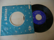 "JOHNNY HALLIDAY"" SAM DI SOIR- disco 45 giri PHILIPS italy 1963"" OST- PERFETTO"
