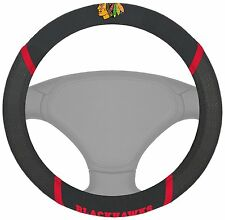 Brand New NHL Chicago Blackhawks Universal Fit Car Truck Steering Wheel Cover