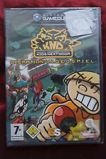 KND Codename: Kids Next Door - Nintendo GameCube GC Deutsch – NEU