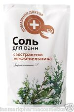 21756 Bath salts with extract of juniper 500g Home Doctor