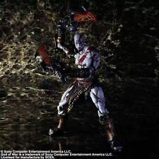 Play Arts Kai God of War Ghost of Sparta Kratos Action Figure Model