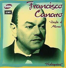 DESDE EL ALMA [FRANCISCO CANARO] NEW CD