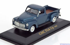 1:43 Collection 711 GMC Pick Up 1950 bluemetallic