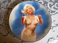 MARILYN MONROE  PLATE,  FROM BRADFORD EXCHANGE,  THE MAGIC of MARILYN, ISSUE #8