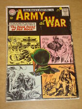 OUR ARMY AT WAR #127 G+ (2.5) 2ND ALL SGT ROCK ISSUE DC COMICS FEBRUARY 1963 **