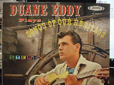Duane Eddy Plays Songs of Our Heritage  33RPM 042816 TLJ