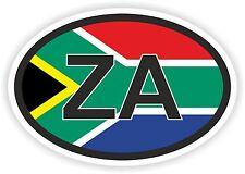 Südafrika Aufkleber Autoaufkleber Motorrad Nationalitätenkennzeichen Flagge