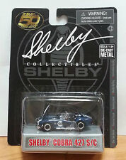 SHELBY COLLECTIBLES SHELBY COBRA 427 S/C 50 YEARS SHELBY AMERICAN 1962-2012 LTD