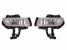 DEPO 2007-2009 Mazda 3 3D Hatchback Turbo Replacement Fog Light Set Left + Right