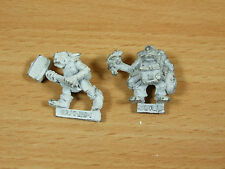 CLASSIC MEAL ORK GROTS OLIER AND HAMMER BASE PAINTED (2666)