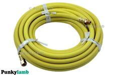 "10m x 8mm 1/4"" inch Heavy Duty 30ft Air Hose Line Garage Workshop Tool"