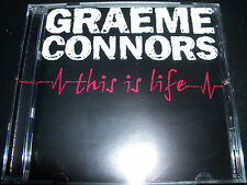 Graeme Connors This Is Life Rare Australian Country CD
