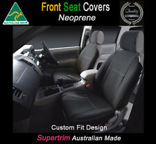 Seat Cover 2014-Now Nissan Qashqai Front Waterproof Premium Neoprene Airbag Safe