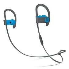 Beats by Dr. Dre Powerbeats 3 Wireless Ear-Hook Headphones Flash Blue MNLX2LL/A