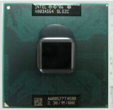 Intel Dual Core T4500 2.3Ghz 1MB 800 SLGZC Socket P CPU
