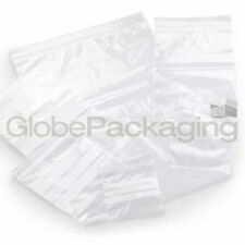 "100 x Grip Seal Resealable POLY BAGS 2.25 ""X 3"" - GL2"