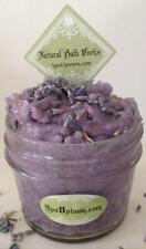 ORGANIC LAVENDER MINT- SPA foot scrub by SPA Uptown,all natural, Vegan,handmade