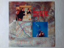 """LIVING IN A BOX Scales of justice 7"""" ITALY FESTIVALBAR 1987"""