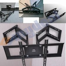 Dual-arm Full Motion Cantilever TV Wall Bracket 30 37 40 42 55 60 65 70 LCD LED