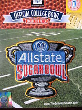 NCAA College Football Sugar Bowl Patch 2015/16 Oklahoma State & Mississippi