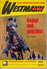 Erdball-Romane Nr. 1098 ***Zustand 2***