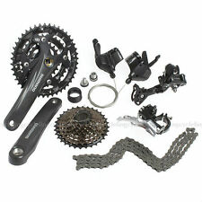 Shimano Acera M390 7pcs MTB Groupset Bike Group Set 9-speed