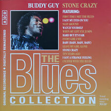 Buddy Gray - 'Stone Crazy' (The Blues Collection - Orbis 1993)