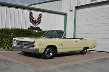 1967 Plymouth Fury 2 dr convertible