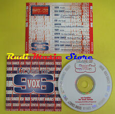 CD CLASS OF 96 VOX compilation PROMO SUEDE KULA SHAKER DODGY (C6) no mc lp dvd
