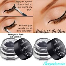 Essence Gel Eyeliner Midnight In Paris Long Last Quick Dry Product Of Germany