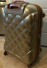 iT LUGGAGE SPINNER SUITCASE ULTRA STRONG SMOOTH & SILENT  WHEEL SPINNER