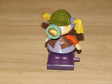 "1998 Viacom ""Rugrats"" Winding & Moving Angelica Toy"