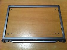 Sony Vaio VGN-S4VP VGN-S Series PCG-6G1M Screen Bezel /w Screws & Rubber Covers