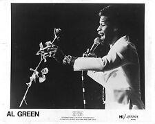 """Al Green 10"""" x 8"""" Photograph no 1"""