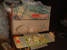 TECHNOFIX VINTAGE 1964 NR. 309 INTERNATIONAL AIRWAYS COMPLETE & WORKING W/BOX!