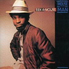 Mouse & The Man - Eek-A-Mouse (1991, CD NIEUW)