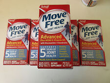 Move Free Joint Health Advanced Plus MSM & Vitamin D3 with Glucosamine+Chondroit