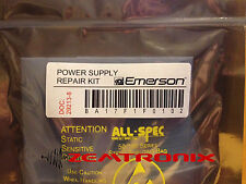 EMERSON Official Power Supply Repair Kit BA17F1F0102 (12 parts) LC320EM2 LC320SS