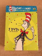 Dr. Seuss' The Cat in the Hat (3 DVD Pack) Free Shipping