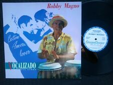 "12"" Italo Disco Record Robby Magno - Vocalizado The Loca Samba (Discomagic 1989)"