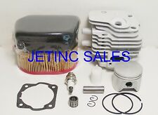 CYLINDER & PISTON KIT NIKASIL Fits PARTNER K650 K700 ACTIVE MODEL SAWS