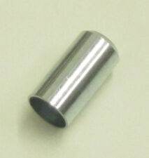 "Throttle Conduit Ferrule O.D. .219"" Length .443"" Triumph Norton BSA motorcycle"