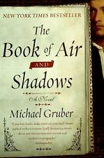 The Book of Air and Shadows by Michael Gruber (2008, Paperback)