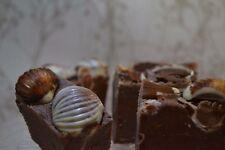 SOFT FUDGE CON NUTELLA CIOCCOLATO Conchiglie di Mare guylian 100g Nozze Favori