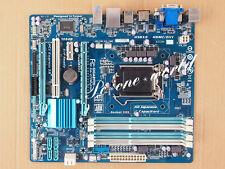 Gigabyte GA-Z77M-D3H V1.1 motherboard Socket 1155 DDR3 Intel Z77 100% working