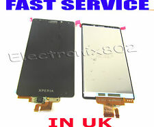 Sony Ericsson Xperia T LT30 LT30P LCD Display + Touch Screen Digitizer Black UK